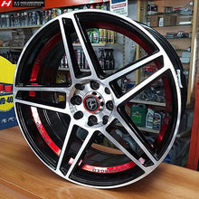"TCKFORGED Racing Wheels 17""x7.5"" ,  4x100/114.3 mm"