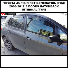 Toyota Auris Wind Deflectors