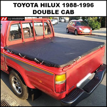 Toyota Vinyl Tent Bed Cover