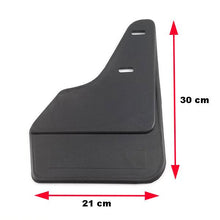 Universal Shaped Mud Flaps