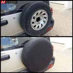 Vinyl Spear Wheel Cover