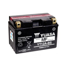 YUASA Maintenance-Free Battery 12V 10AH (YTX12A‑BS)
