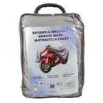 Motorcycle Cover Size M 203x89x119 cm