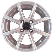 VIPER Alloy Wheels 14x5.5, 4x100
