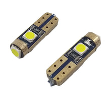 T5 12V 3LED Λάμπα All Wedge (CAN bus, Error Free)