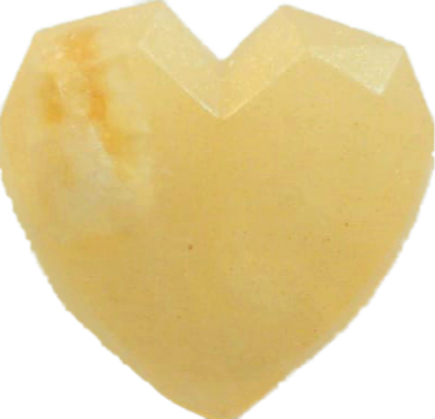 Citrine Crystal Soap