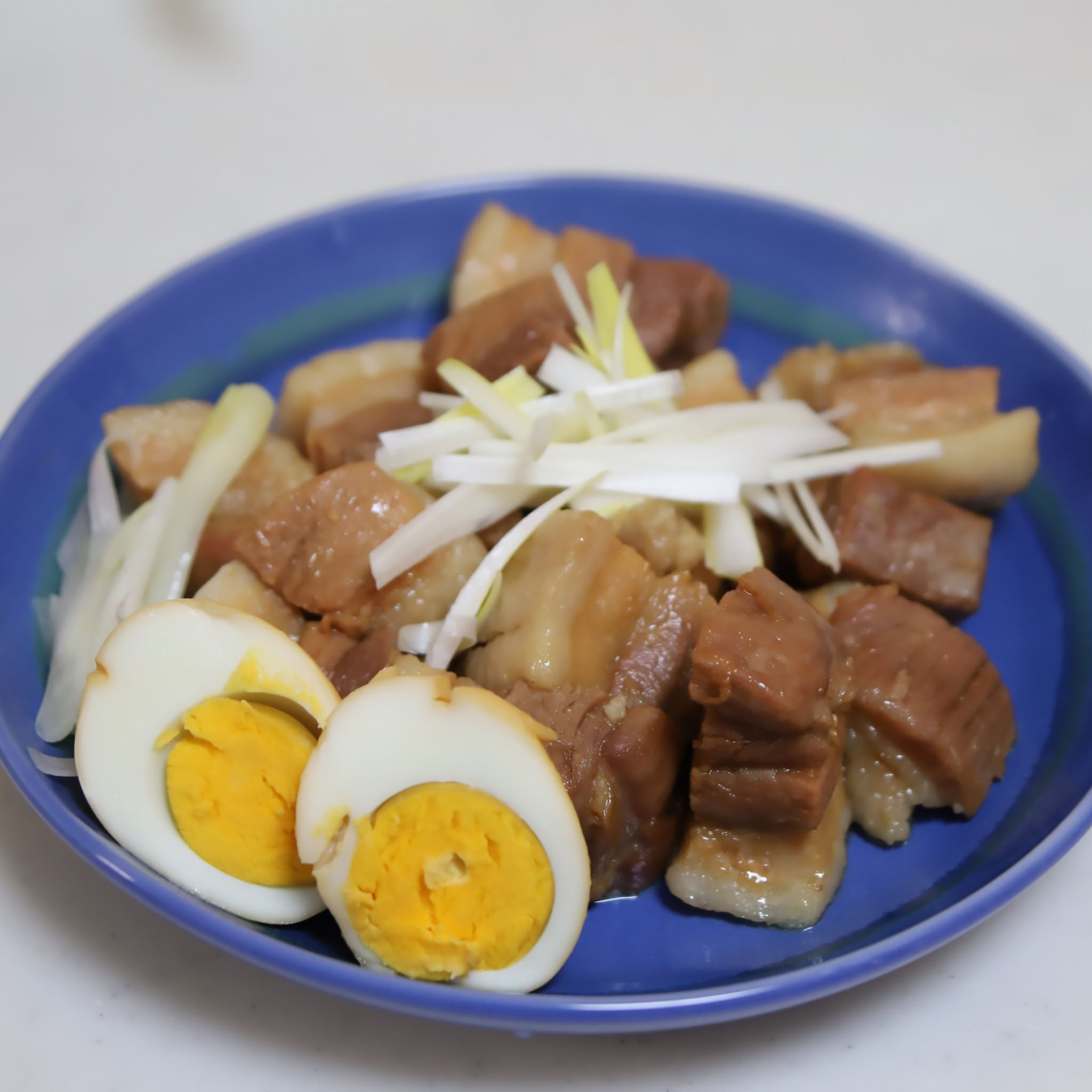 Buta no Kakuni (Braised Pork Belly)