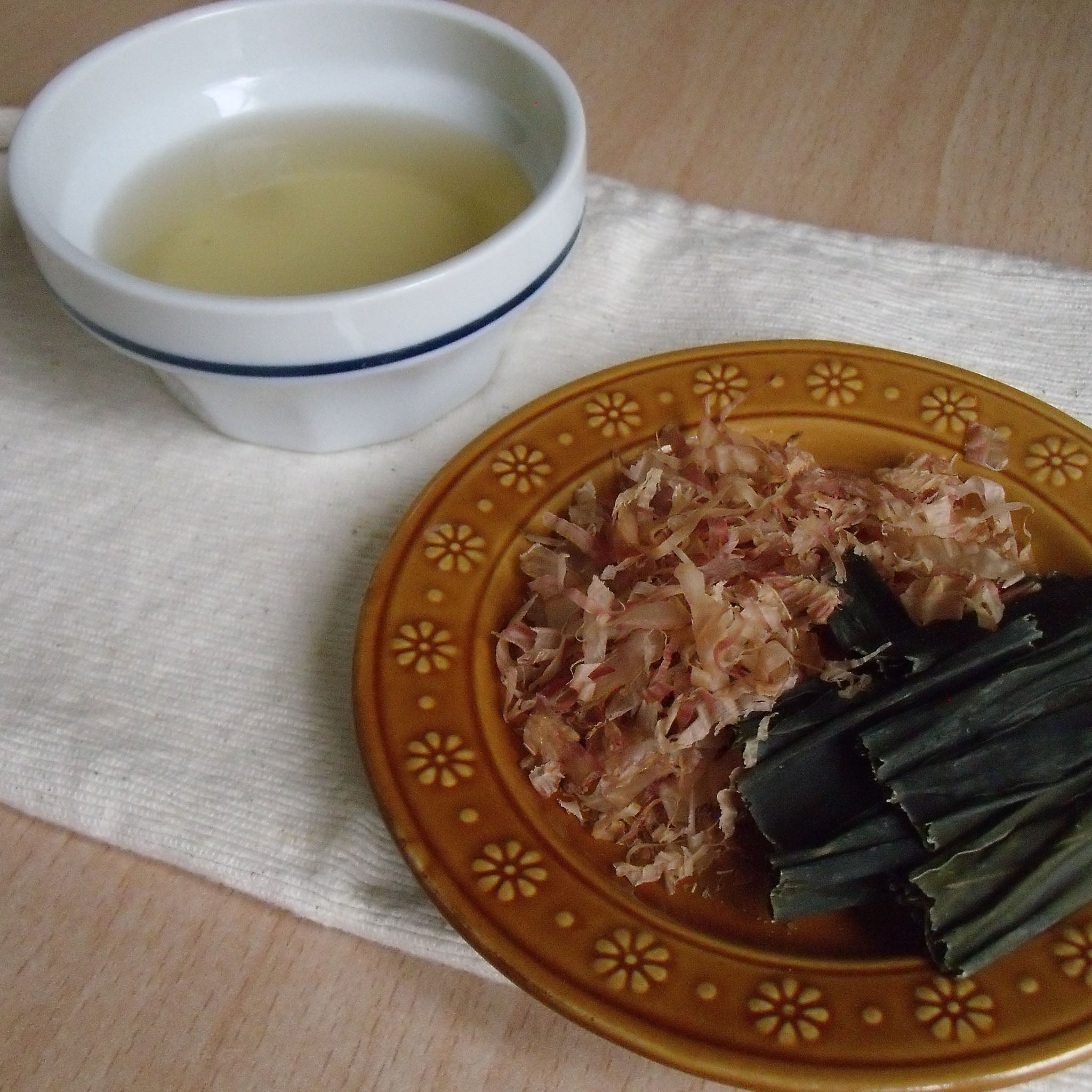 Dashi (Japanese Soup Stock)