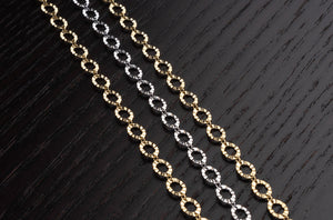 Sparkle Ring Chain