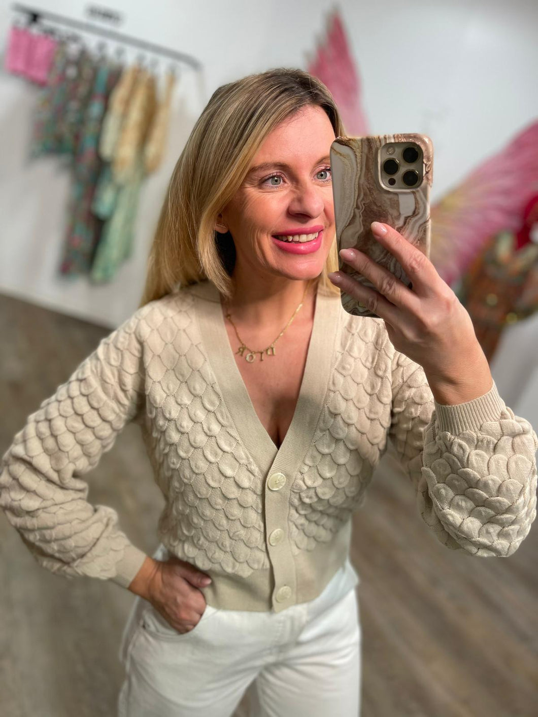 Strickjacke 7008-152223829