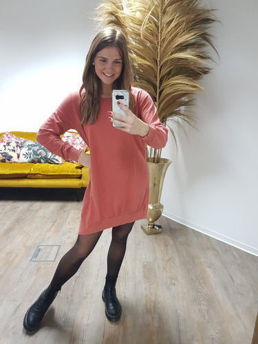 Pullover Kleid Diana