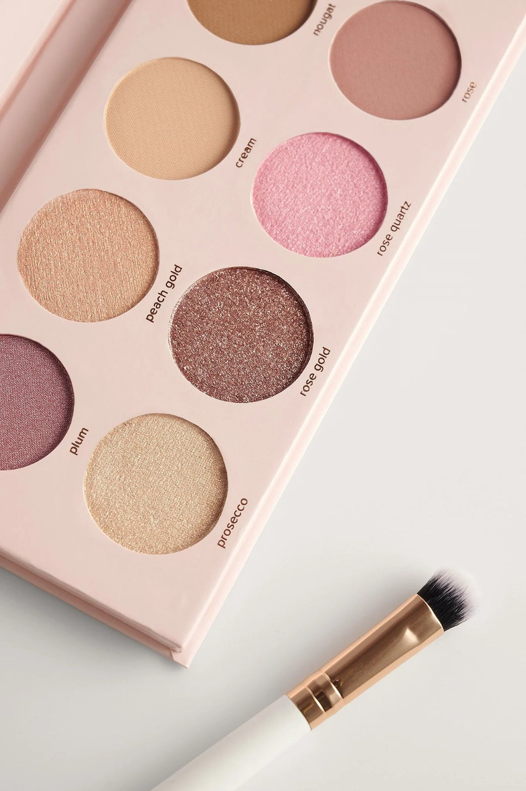 Rose Eyeshadow Palette BTY by NA-KD 7009-1704-00000