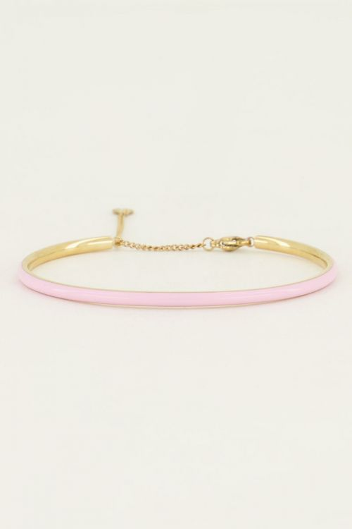 My Jewellery Armreif rosa - MJ04867