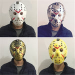 Jason Voorhees Hockey Mask Horror Movie Friday The 13th Party Masks for Halloween,Cosplay,Festival,Christmas,Masquerade