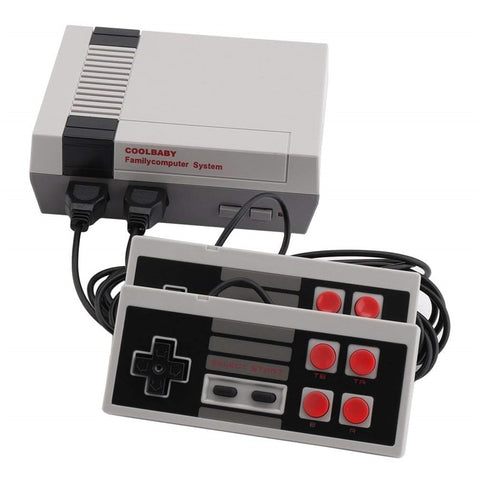 NES Classic mini game console w/ 600 games