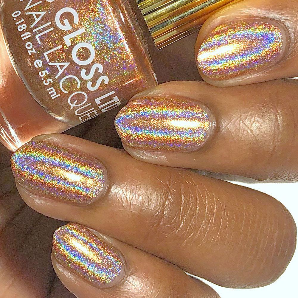 Disco Dust Nail Polish