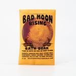 Bad Moon Rising Bath Salt Soak