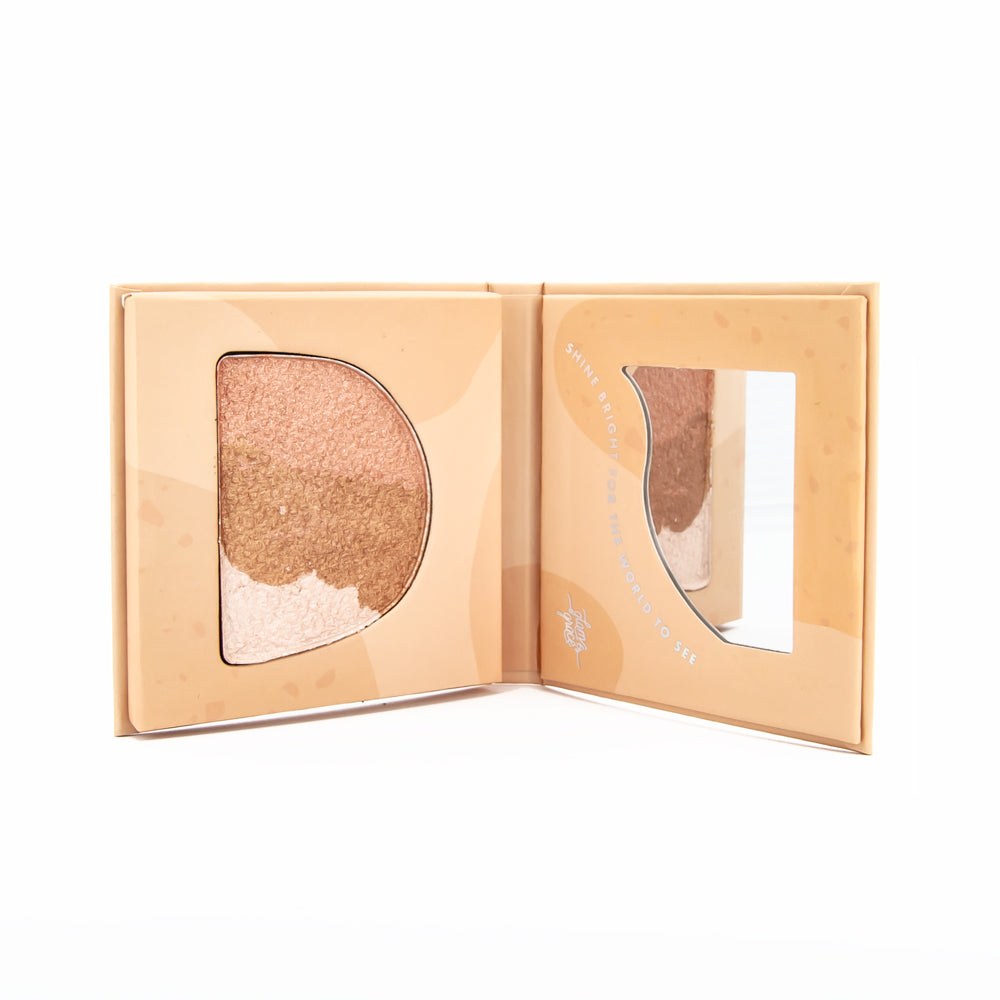 Bold Cheeks Highligher & Bronzer