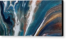 Load image into Gallery viewer, Merging Rivers - Canvas Print