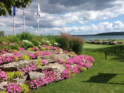 A Green Space Get-away at Mackinac Island