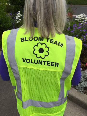 Bloomer Volunteer