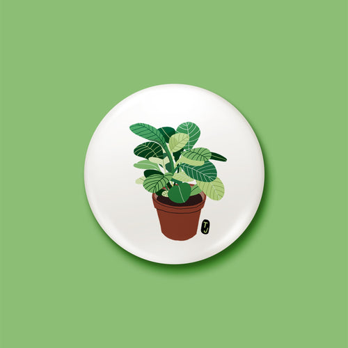 Plant Lover Badge