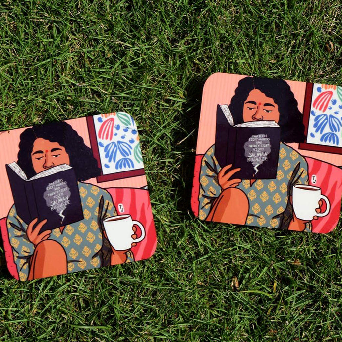 The Reader Coasters