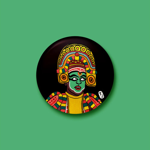 Ottan Thullal Badge