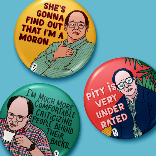 Moments of Costanza: Set of 3