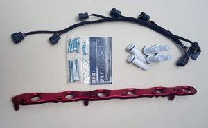 RB R35 Coil Bracket, Harness and Stalks