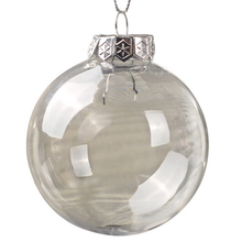 Load image into Gallery viewer, (X20) SHATTERPROOF PLASTIC CHRISTMAS BAUBLES (8CM) BULK BUY