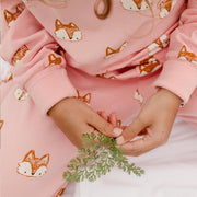 Pyjama évolutif en coton biologique  || Adjustable Organic Cotton Pyjamas