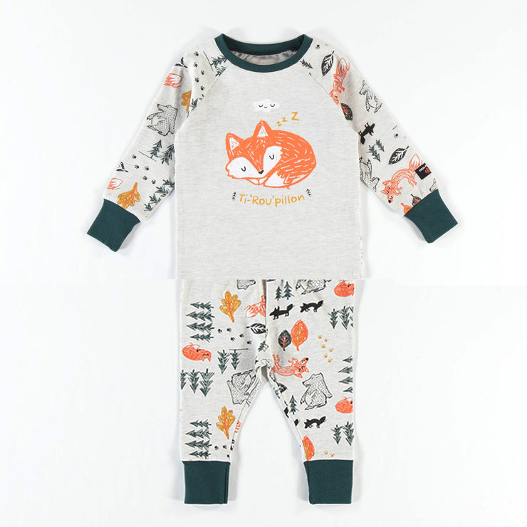 Pyjama évolutif - Forêt || Adjustable Pyjamas - Forest
