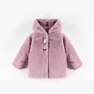 Manteau rose || Pink Coat
