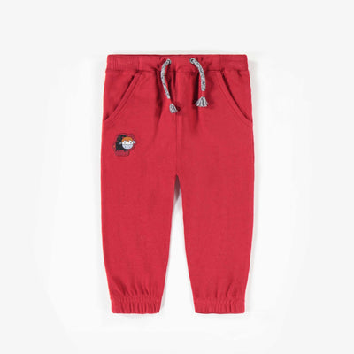 Pantalon sarouel rouge || Red Sarouel Pants
