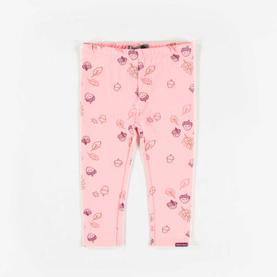 Legging rose en jersey || Pink Jersey Leggings