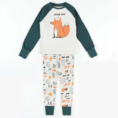 Pyjama évolutif - Renard  || Adjustable Pyjamas - Fox