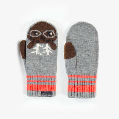 Mitaines - Animal, garçon || Animal Mittens, Boy