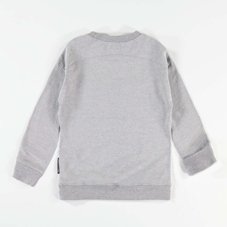Chandail gris || Grey Sweater