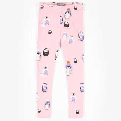 Legging rose à motifs || Pink Pattern Leggings