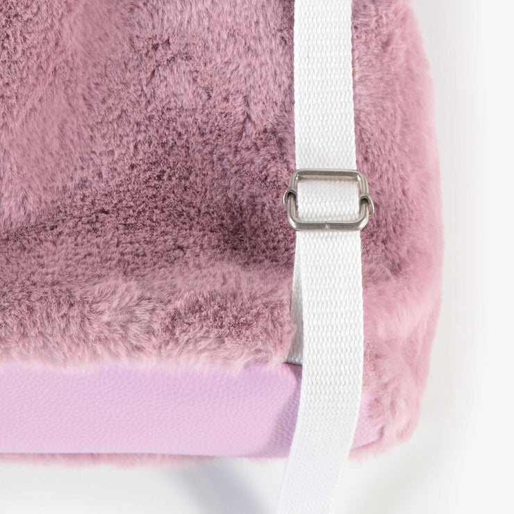 Sac à dos ourson rose || Pink Teddy Bear Backpack