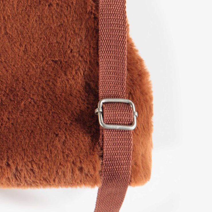 Sac à dos ourson rouille || Rust Teddy Bear Backpack