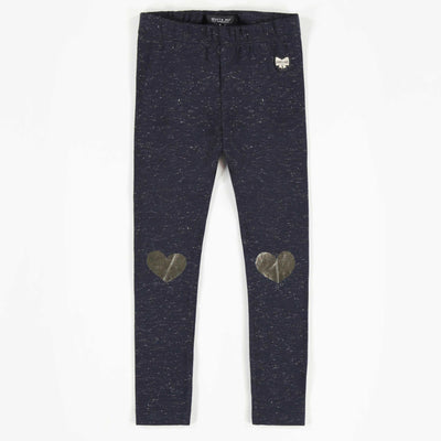 Legging charcoal, fille  || Charcoal Leggings, Girl