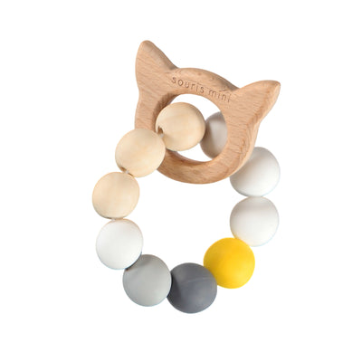 Jouet de dentition – Tigre || Teething Toy – Tiger