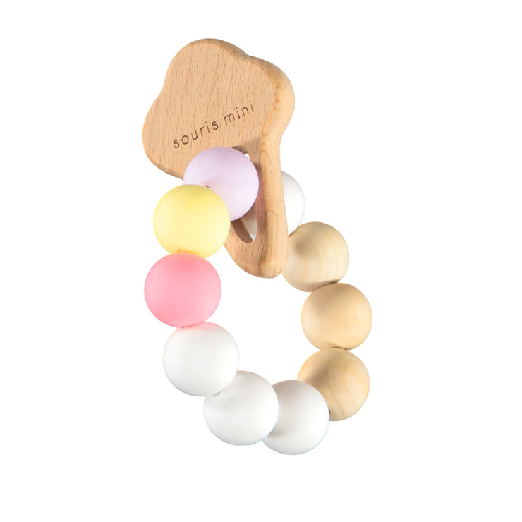Jouet de dentition – Cornet de crème glacée || Teething Toy – Ice Cream Cone