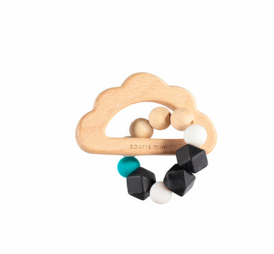 Jouet de dentition – Nuage || Teething Toy – Cloud