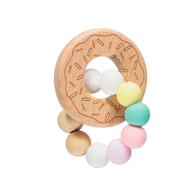 Jouet de dentition – Beigne || Teething Toy – Donut