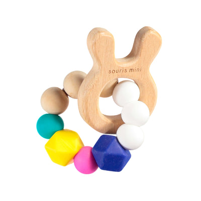 Jouet de dentition – Lapin || Teething Toy – Rabbit