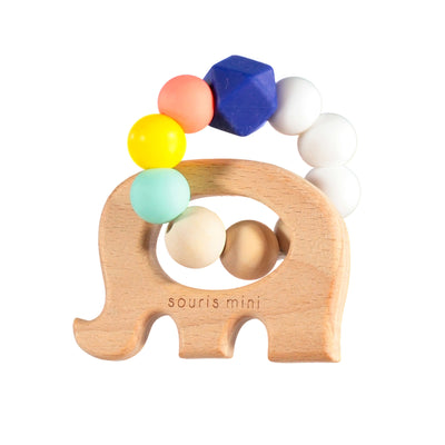 Jouet de dentition – Éléphant || Teething Toy – Elephant
