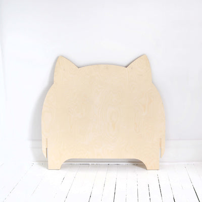 Tête de lit chat || Cat headboard